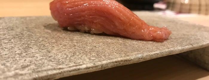 Sushi Fujinaga is one of Tokyo Sushi.