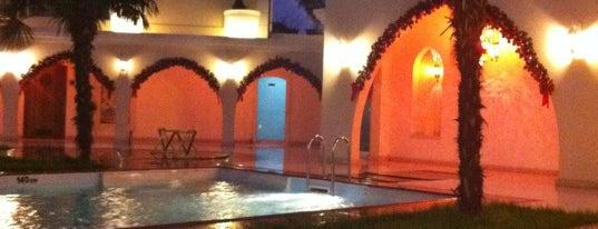 Holiday Inn Spa & Fitness is one of ♏️UTLU'nun Beğendiği Mekanlar.