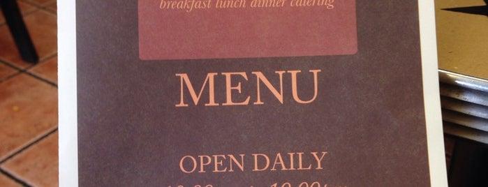Amsterdam Café is one of Boston Bucket List.
