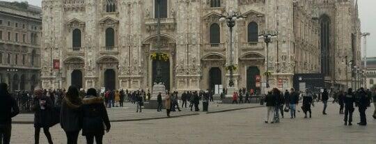Соборная площадь is one of Milano.