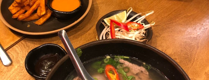 Pho Noodlebar is one of Berlin.