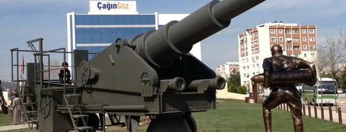 Kınalı Asker Parkı is one of Gölcük ,Değirmendere & İzmit ,Kocaeli✈️⚓️.