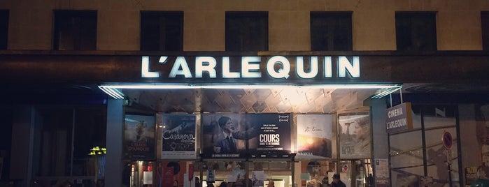 L'Arlequin is one of Paris Mon Cœur.