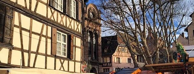 Place Benjamin Zix is one of Strasbourg - Capitale de Noël - #4sqcities.