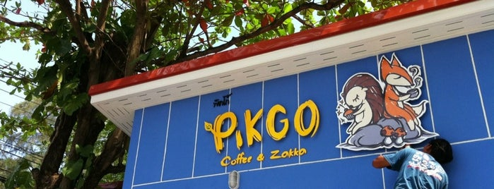 PiKGO Café is one of Phuket.