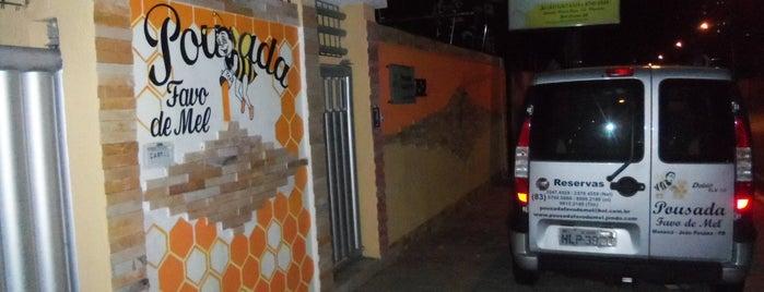 Favo de mel is one of Lugares recomendados.