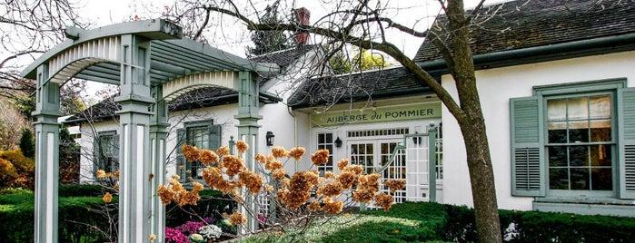 Auberge du Pommier is one of Toronto.