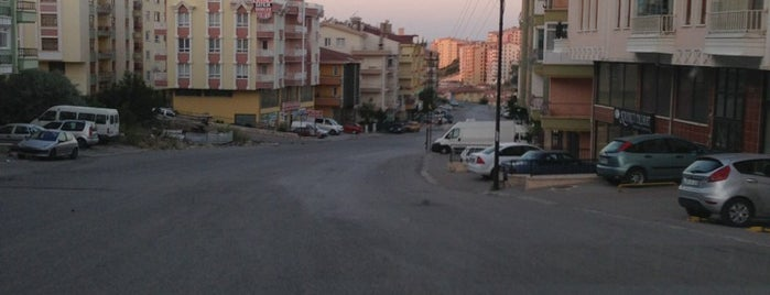 Ufuktepe is one of Check-in 5.