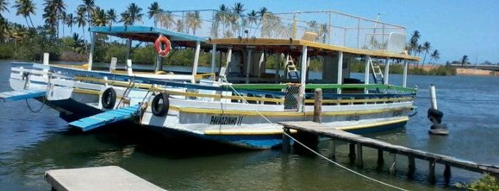 Bar Ilha is one of Locais curtidos por Caio.