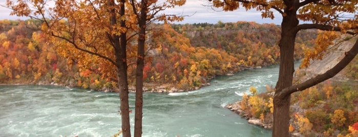 Whirlpool Rapids is one of Niagara Falls - NY.