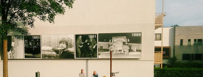 Berliner Mauerweg | Bernauer Straße is one of Berlin Museum & History.