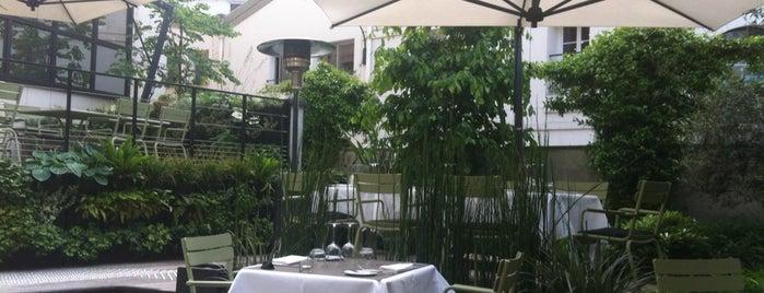 La Table du Huit is one of Mes restaurants favoris à Paris 1/2.