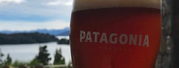 Cervecería Patagonia is one of Bariloche.