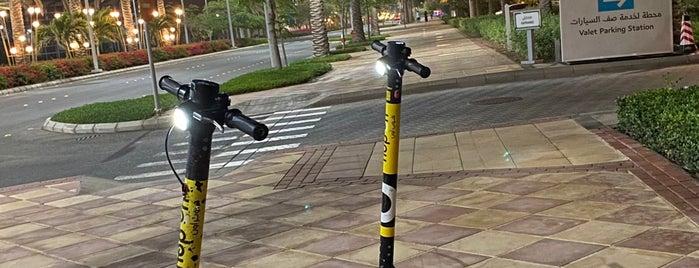 Juman Park is one of KAEC.