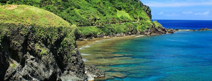 Mahatao White Beach is one of Spoiler babe. ❤️️.