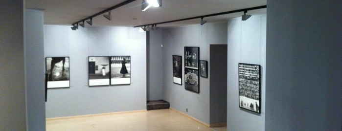 Leica Gallery Prague is one of Prague.