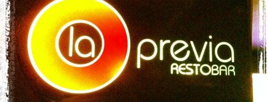 La Previa is one of Pub, Bar y Carrete.