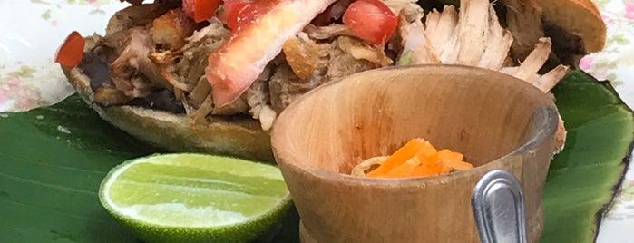 Achiote Cocina Del Sur is one of Eri's 2018.