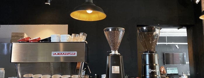 Alex Coffee Roasters is one of Cafe.