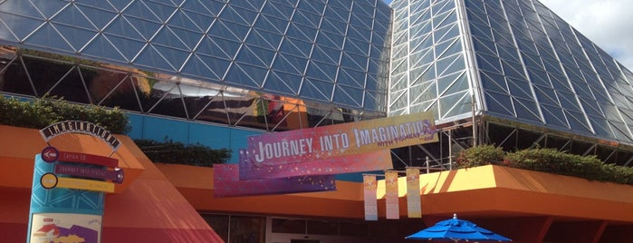Journey Into Imagination With Figment is one of Walt Disney World.