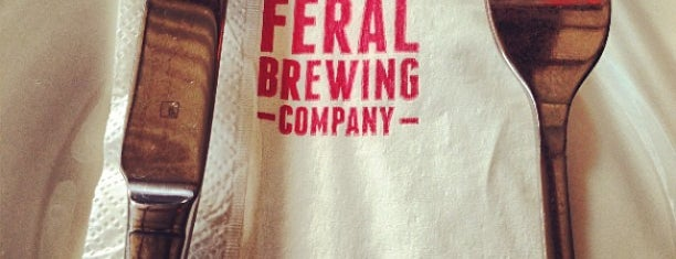 Feral Brewing Company is one of Nate & Claire 님이 좋아한 장소.