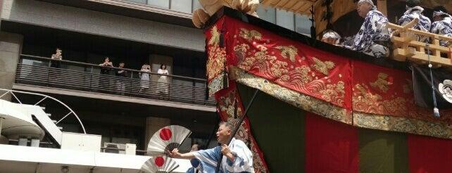 Gion Matsuri is one of ぎゅ↪︎ん 🐾'ın Kaydettiği Mekanlar.