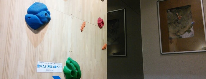 ADSUMMUM Climbing Gym is one of y.hori 님이 좋아한 장소.