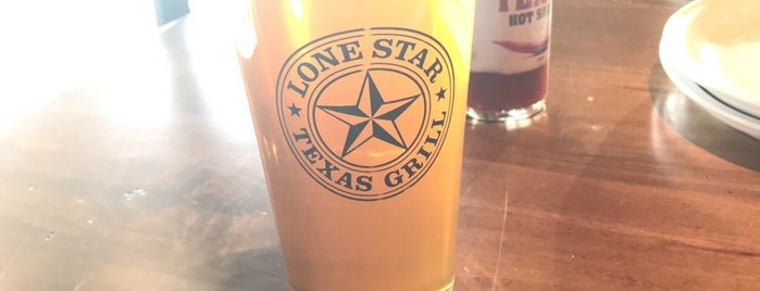 Lone Star Texas Grill is one of Jenny's Liked Places.