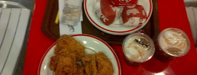 KFC is one of Orte, die Kibii gefallen.
