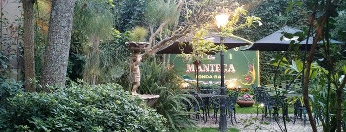 Pan & Manteca is one of Tempat yang Disimpan Nahuel.