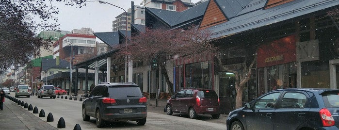 Calle Mitre is one of Bariloche.