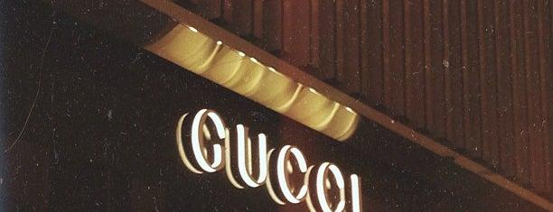 Gucci غوتشي is one of Lugares favoritos de Калашникова.