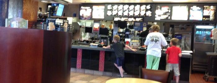 McDonald's is one of Work.