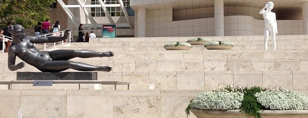 J. Paul Getty Museum is one of Things to do in SoCal.