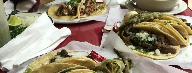 Moctezuma Mexican Restaurant is one of Tacos.