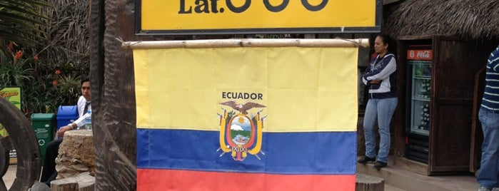 Equator is one of Ecuador best spots.