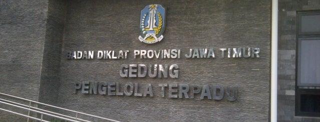Badan Pengembangan Sumber Daya Manusia Provinsi Jawa Timur is one of Government of Surabaya and East Java.