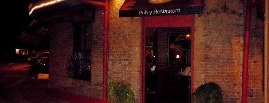 Olio - Restaurante y Pub is one of Orte, die Andres gefallen.