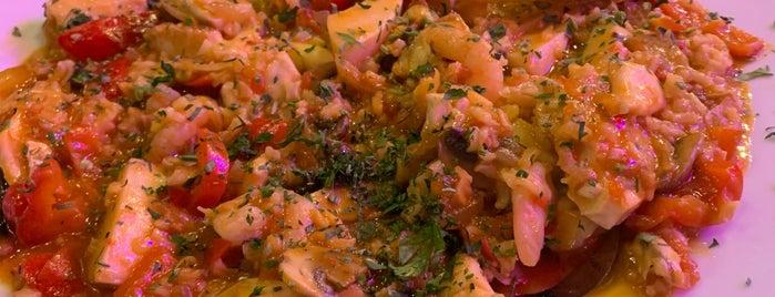 Pescado Gurme Balık is one of Locais curtidos por Nilgün.