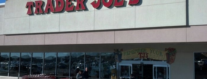 Trader Joe's is one of Manassas.