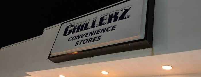 Chillerz Convenience Store is one of Gillian 님이 좋아한 장소.