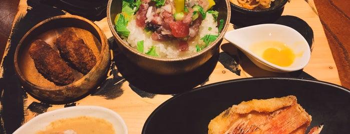 夢処・漁師めし 雑魚や is one of to do.