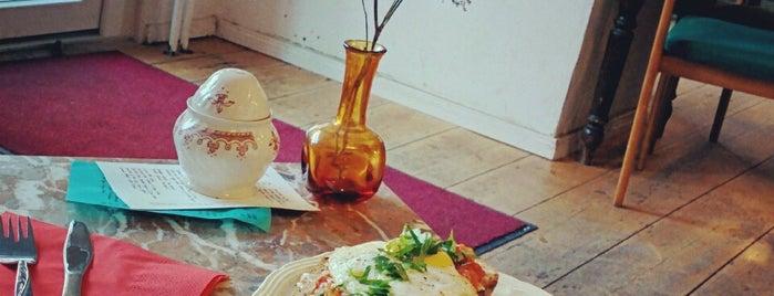 Tischendorf is one of Berlin's best food.