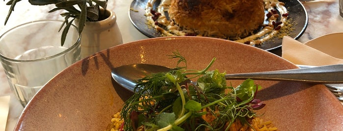 Villa Mamas is one of London to try.