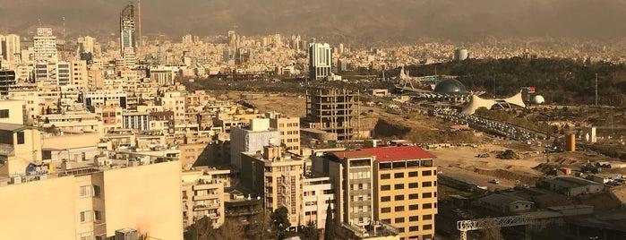 Escan Hotel | هتل اسكان is one of Orte, die Haniyehh gefallen.