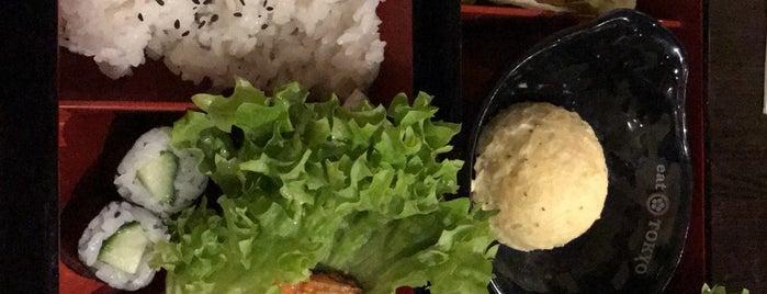 Eat Tokyo is one of Düsseldorf pending.