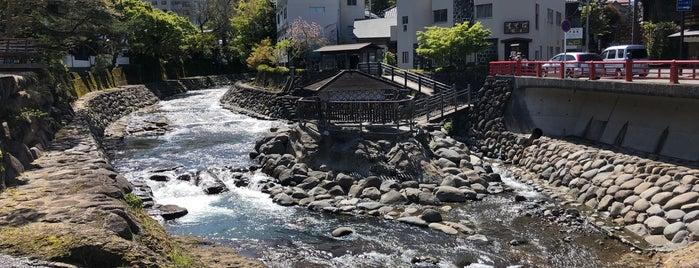 修善寺温泉 is one of 行きたい温泉.