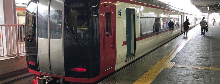 Meitesu Toyohashi Station (NH01) is one of Posti che sono piaciuti a Masahiro.