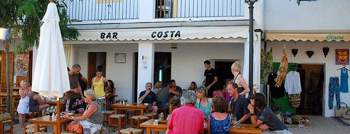 Bar Costa is one of Ibiza, baby!.