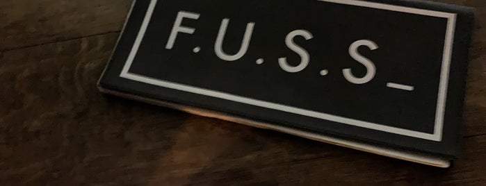 F. U. S. S _ is one of Pro.